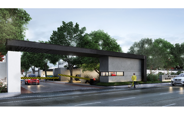Foto de casa en venta en  , temozon norte, mérida, yucatán, 1210169 No. 01