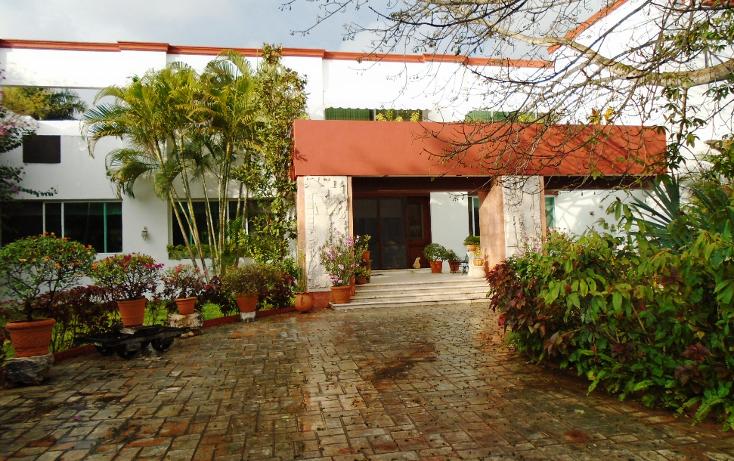 Foto de casa en venta en  , temozon norte, mérida, yucatán, 1210199 No. 01