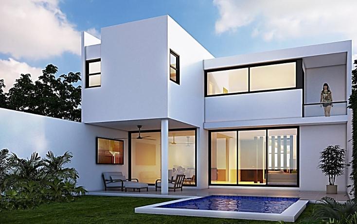 Foto de casa en venta en  , temozon norte, m?rida, yucat?n, 1226575 No. 01