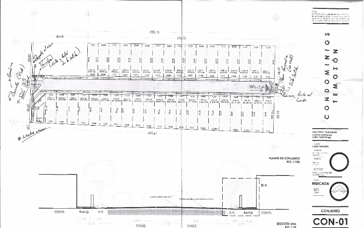 Foto de terreno habitacional en venta en  , temozon norte, mérida, yucatán, 1227231 No. 03