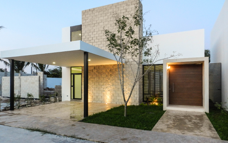 Foto de casa en venta en  , temozon norte, m?rida, yucat?n, 1237979 No. 01