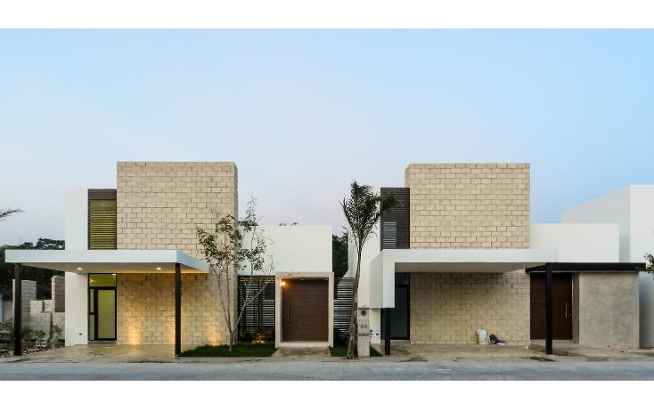 Foto de casa en venta en  , temozon norte, m?rida, yucat?n, 1237979 No. 02