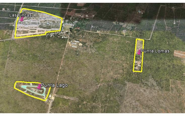 Foto de terreno habitacional en venta en  , temozon norte, m?rida, yucat?n, 1244829 No. 03