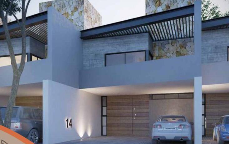 Foto de casa en venta en  , temozon norte, mérida, yucatán, 1246991 No. 02