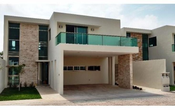 Foto de casa en venta en  , temozon norte, mérida, yucatán, 1250037 No. 01