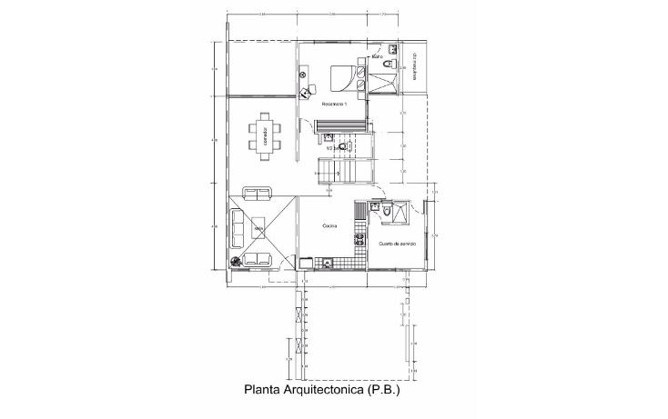 Foto de casa en venta en  , temozon norte, mérida, yucatán, 1250037 No. 07