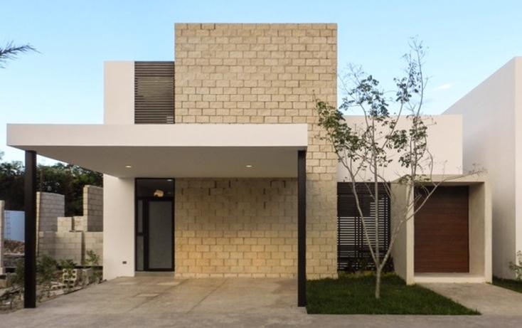 Foto de casa en venta en  , temozon norte, mérida, yucatán, 1251095 No. 01