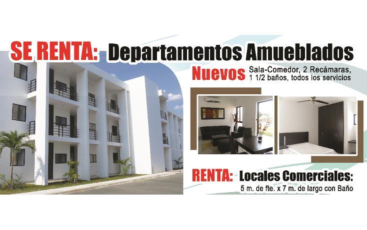 Foto de casa en renta en  , temozon norte, mérida, yucatán, 1251953 No. 01