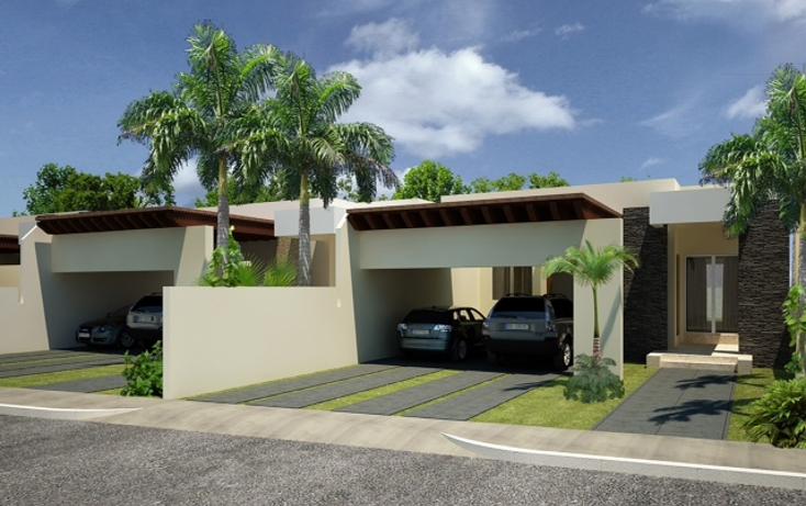 Foto de casa en venta en  , temozon norte, m?rida, yucat?n, 1252387 No. 01