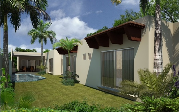 Foto de casa en venta en  , temozon norte, m?rida, yucat?n, 1252387 No. 04