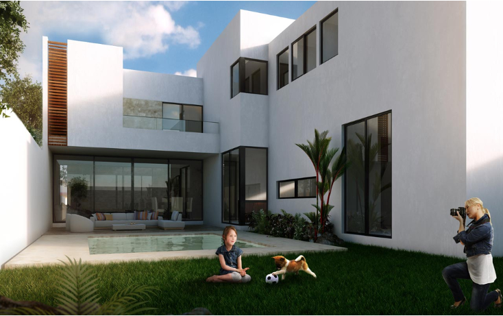 Foto de casa en venta en  , temozon norte, m?rida, yucat?n, 1252683 No. 05