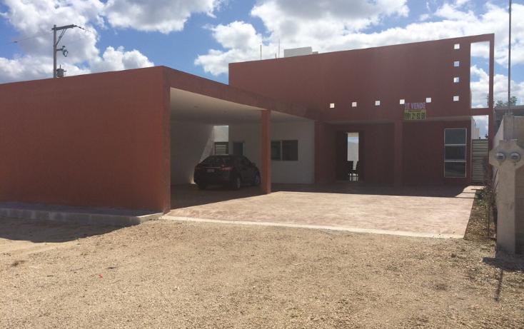 Foto de casa en venta en  , temozon norte, mérida, yucatán, 1252939 No. 01