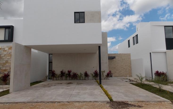 Foto de casa en venta en  , temozon norte, m?rida, yucat?n, 1256205 No. 01