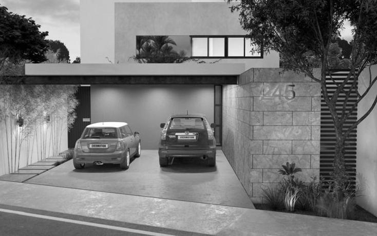 Foto de casa en venta en  , temozon norte, mérida, yucatán, 1257385 No. 01
