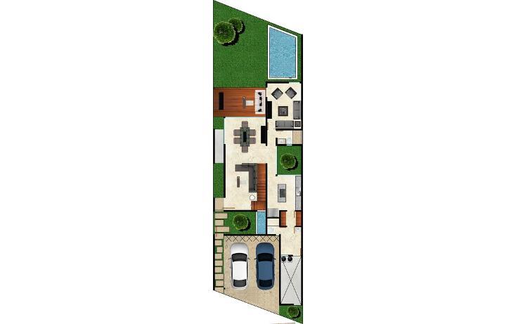 Foto de casa en venta en  , temozon norte, mérida, yucatán, 1257385 No. 04