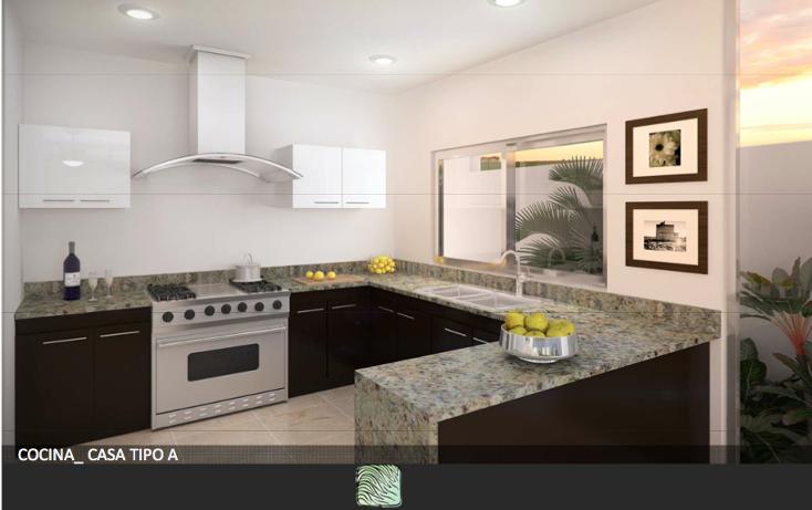 Foto de casa en venta en  , temozon norte, mérida, yucatán, 1257665 No. 01