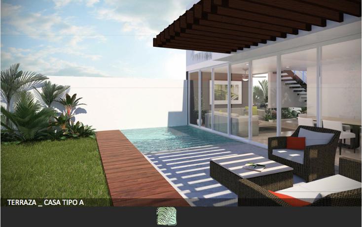 Foto de casa en venta en  , temozon norte, mérida, yucatán, 1257665 No. 21