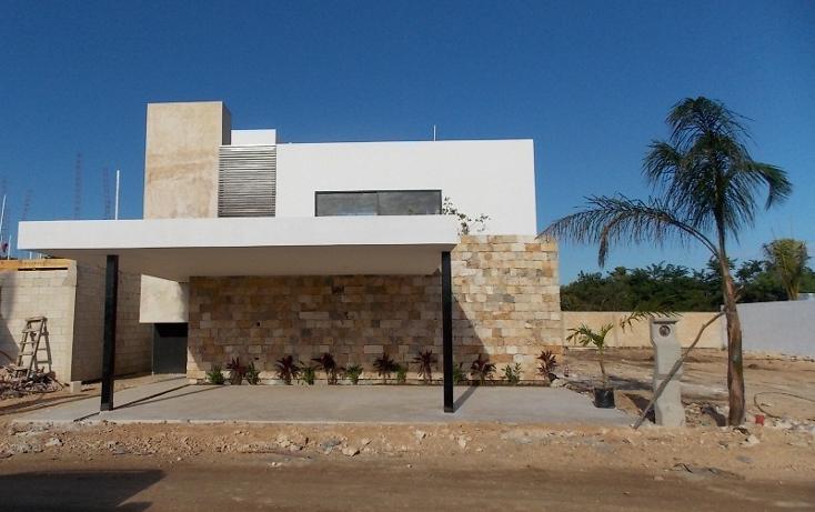 Foto de casa en venta en  , temozon norte, mérida, yucatán, 1259145 No. 01