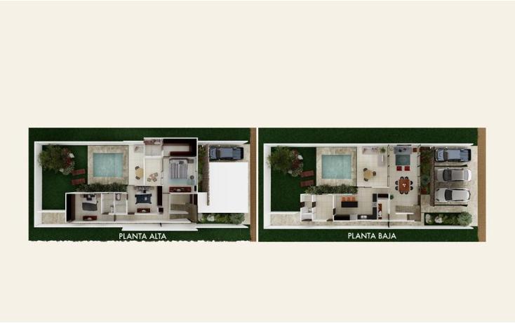 Foto de casa en venta en  , temozon norte, mérida, yucatán, 1259145 No. 21