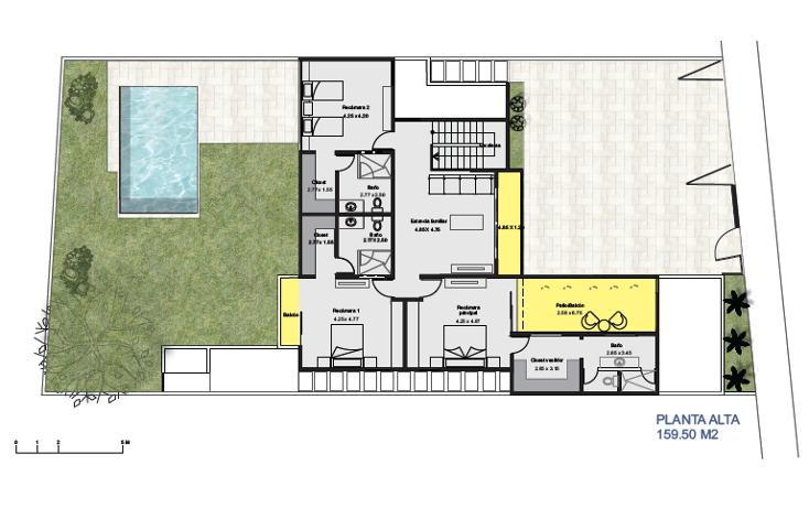 Foto de casa en venta en  , temozon norte, mérida, yucatán, 1259147 No. 09