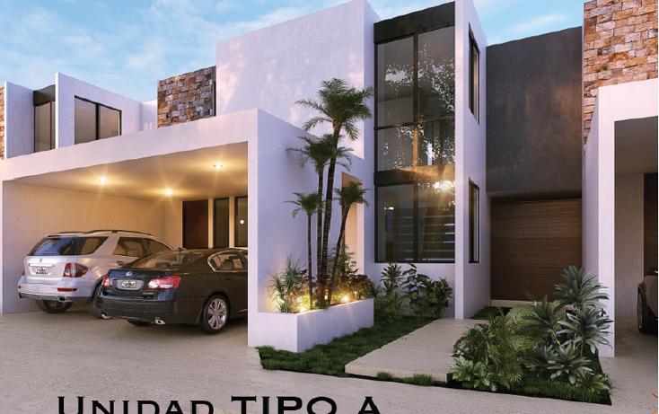 Foto de casa en venta en  , temozon norte, mérida, yucatán, 1260781 No. 01