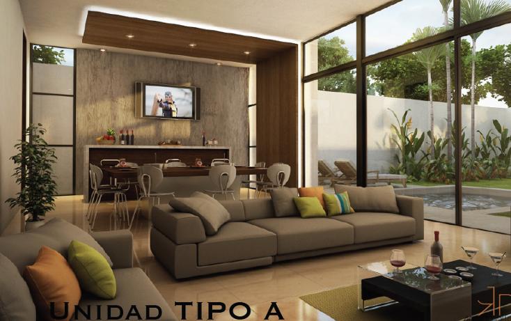 Foto de casa en venta en  , temozon norte, mérida, yucatán, 1260781 No. 02