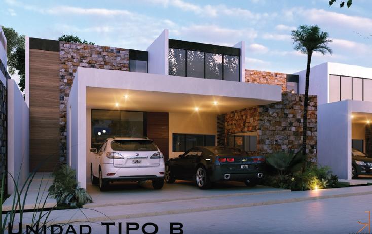 Foto de casa en venta en  , temozon norte, mérida, yucatán, 1260781 No. 04