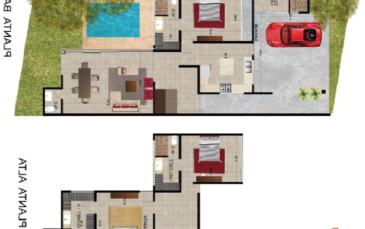 Foto de casa en venta en  , temozon norte, mérida, yucatán, 1260781 No. 05