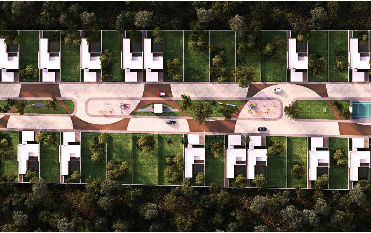Foto de terreno habitacional en venta en  , temozon norte, m?rida, yucat?n, 1262293 No. 11
