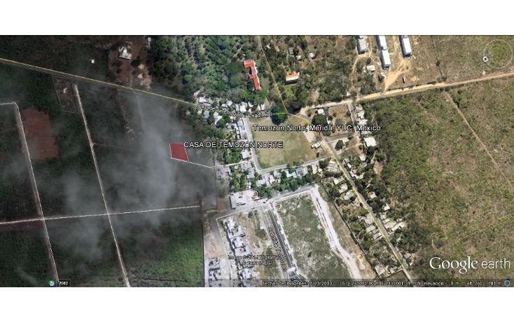 Foto de terreno habitacional en venta en  , temozon norte, m?rida, yucat?n, 1264471 No. 01