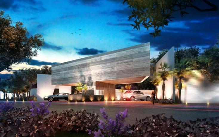 Foto de casa en venta en  , temozon norte, mérida, yucatán, 1265711 No. 01