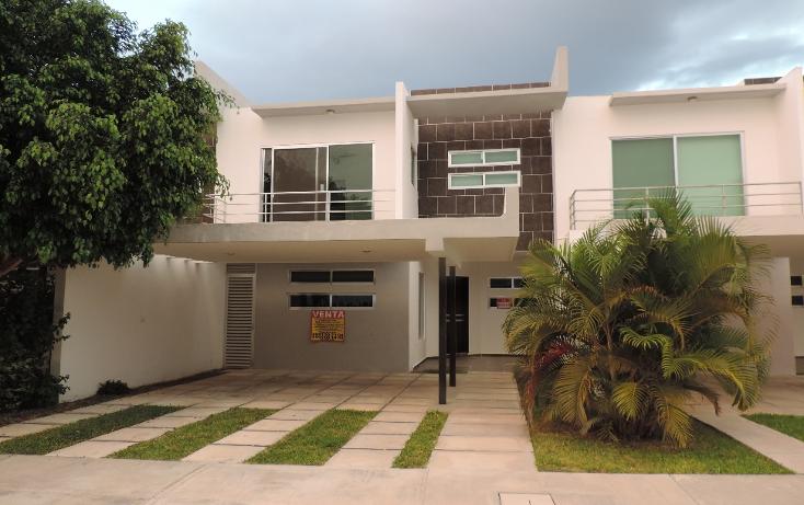 Foto de casa en venta en  , temozon norte, mérida, yucatán, 1267299 No. 01