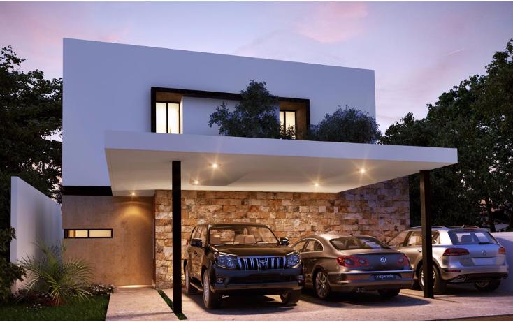 Foto de casa en venta en  , temozon norte, mérida, yucatán, 1267383 No. 01