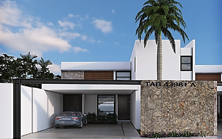 Foto de casa en venta en  , temozon norte, m?rida, yucat?n, 1275611 No. 01