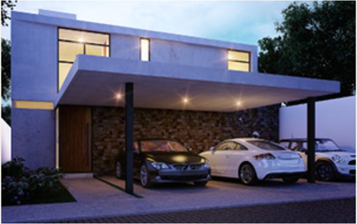 Foto de casa en venta en  , temozon norte, mérida, yucatán, 1279043 No. 01