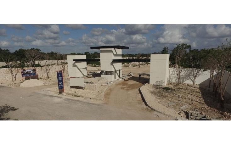 Foto de terreno habitacional en venta en  , temozon norte, mérida, yucatán, 1279945 No. 01