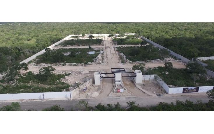 Foto de terreno habitacional en venta en  , temozon norte, mérida, yucatán, 1279945 No. 03