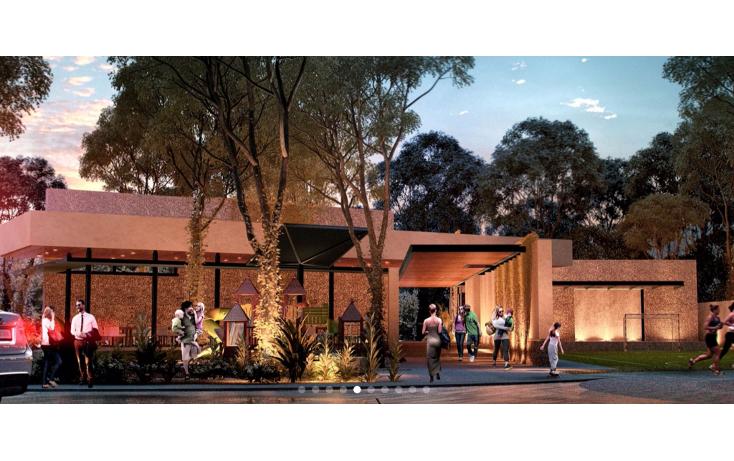 Foto de terreno habitacional en venta en  , temozon norte, mérida, yucatán, 1279989 No. 01