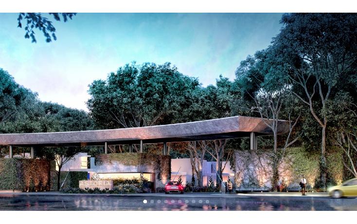 Foto de terreno habitacional en venta en  , temozon norte, mérida, yucatán, 1279989 No. 02