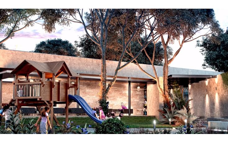 Foto de terreno habitacional en venta en  , temozon norte, mérida, yucatán, 1279989 No. 03