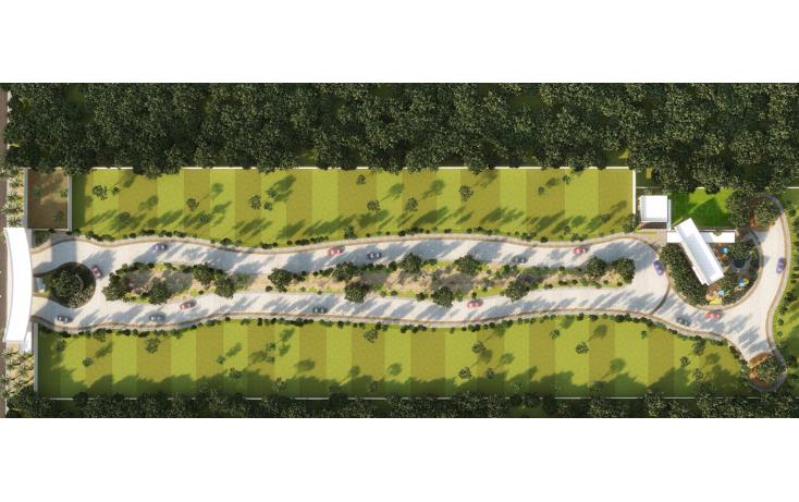 Foto de terreno habitacional en venta en  , temozon norte, mérida, yucatán, 1279989 No. 05