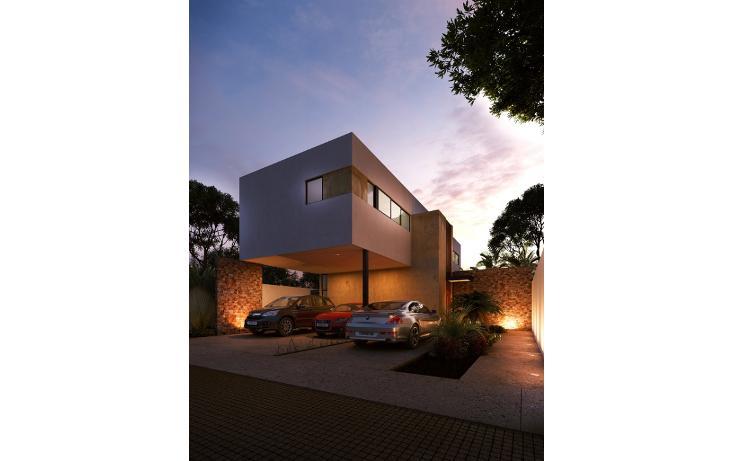 Foto de casa en venta en  , temozon norte, mérida, yucatán, 1282059 No. 01