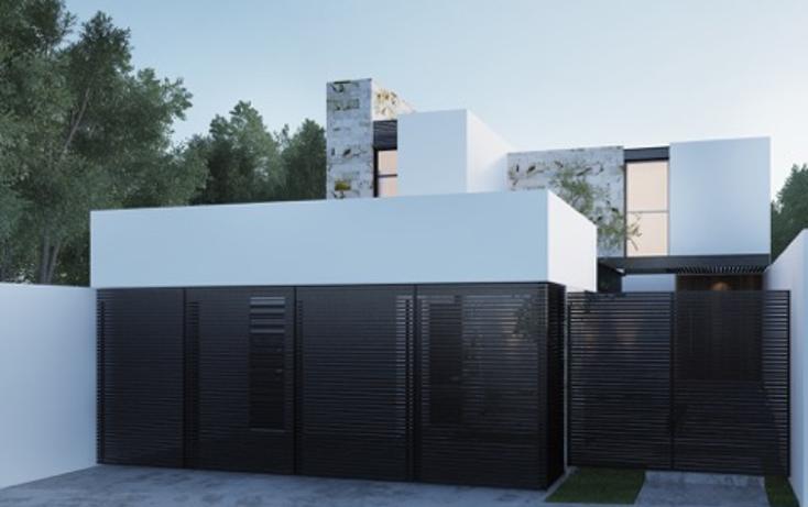 Foto de casa en venta en  , temozon norte, mérida, yucatán, 1282289 No. 01