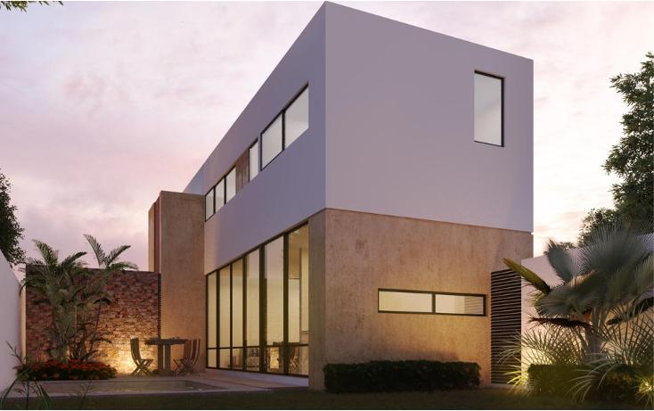 Foto de casa en venta en  , temozon norte, mérida, yucatán, 1283069 No. 02