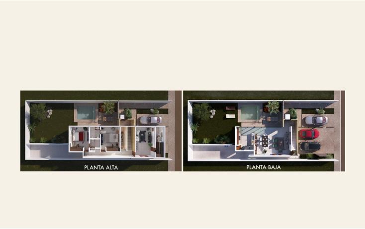 Foto de casa en venta en  , temozon norte, mérida, yucatán, 1283069 No. 06