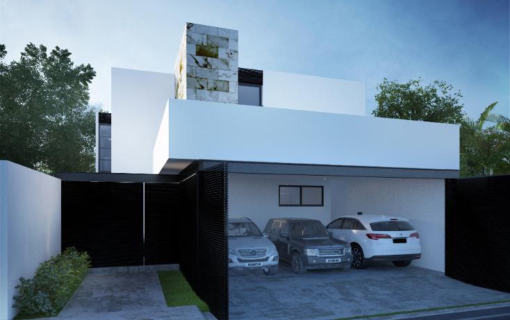 Foto de casa en venta en  , temozon norte, m?rida, yucat?n, 1284443 No. 01