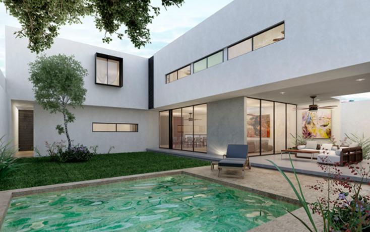 Foto de casa en venta en  , temozon norte, mérida, yucatán, 1286717 No. 03