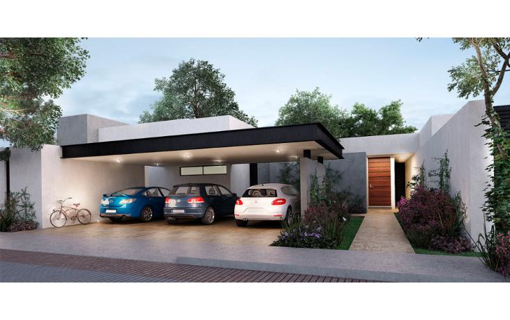 Foto de casa en venta en  , temozon norte, mérida, yucatán, 1286747 No. 01