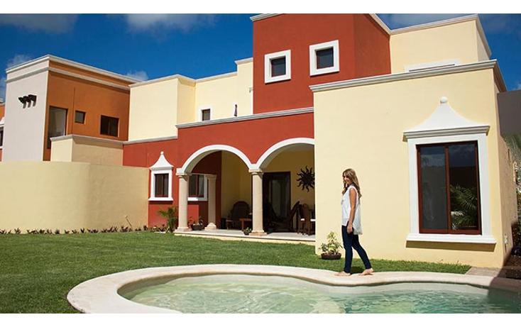 Foto de casa en venta en  , temozon norte, mérida, yucatán, 1287049 No. 01