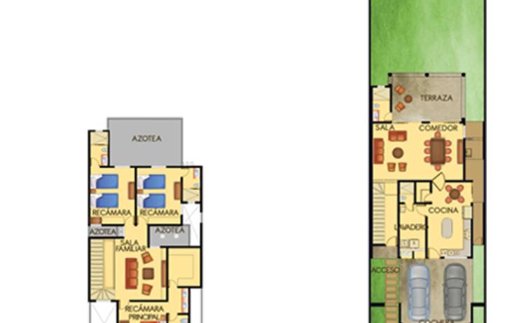 Foto de casa en venta en  , temozon norte, mérida, yucatán, 1287049 No. 06